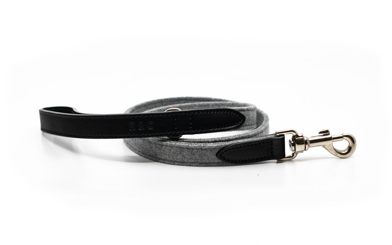 Fabric & Leather Lead - Eton