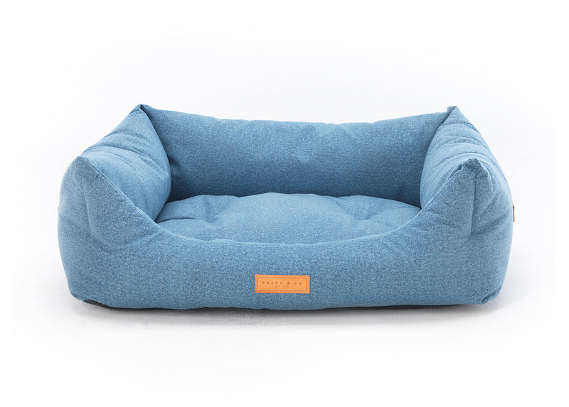 Chenille Dog Bed - Rayleigh Nest