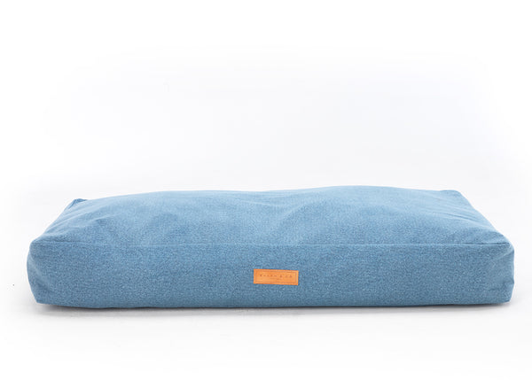 Chenille Dog Bed - Rayleigh Pillow