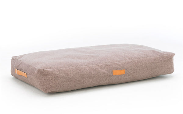 Chenille Dog Bed - Sherbourne Pillow