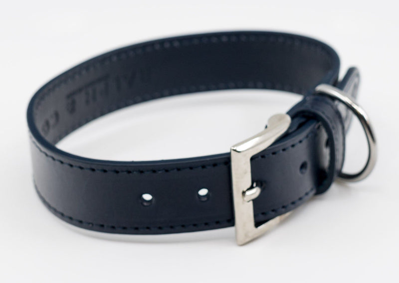 Ralph and Co Leather Dog Collar - Rimini