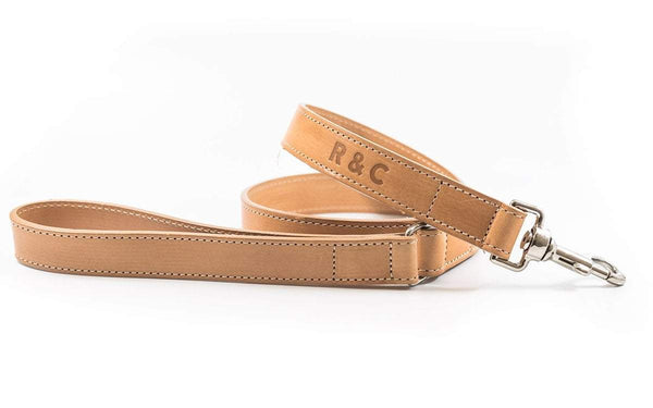 Ralph and Co Leather Dog Lead - Trieste