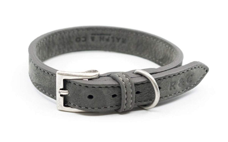 Ralph and Co Nubuck Dog Collar - Garda