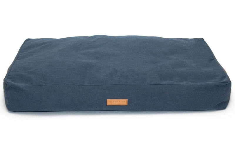 Ralph and Co Stonewash Dog Bed - Kensington Pillow