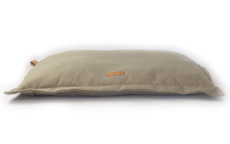 Ralph and Co Stonewash Dog Bed - Sutton Cushion