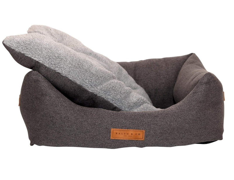 Ralph and Co Stonewash Dog Bed - Windsor Nest