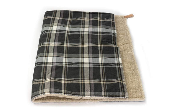 Ralph and Co Tartan Dog Blanket - Marlow