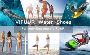 (Factory Outlet- 60% OFF today!) Womens and Mens Water Shoes Barefoot Quick-Dry Aqua Socks