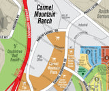 Carmel Mountain Ranch Map - PDF, layered, editable