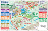 Carmel Valley Map - PDF, layered, editable