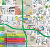 Garden Grove Map, Orange County, CA