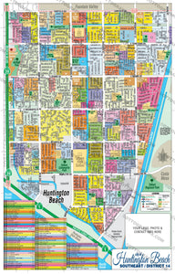 Huntington Beach Map District 14, Orange County, CA