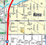 Norco Map - PDF, editable, royalty fee