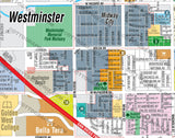 Westminster Map, Orange County, CA
