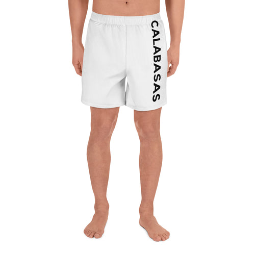 Ca Calabasas Men's Athletic Long Shorts - CA Calabasas
