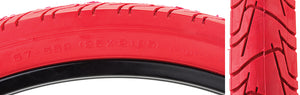 "Red 26"" x 2.125"" Sunlite City Commuter Tire"