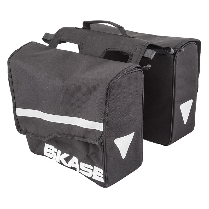 BAG BIKASE PANNIER CITY RACK TOP BK