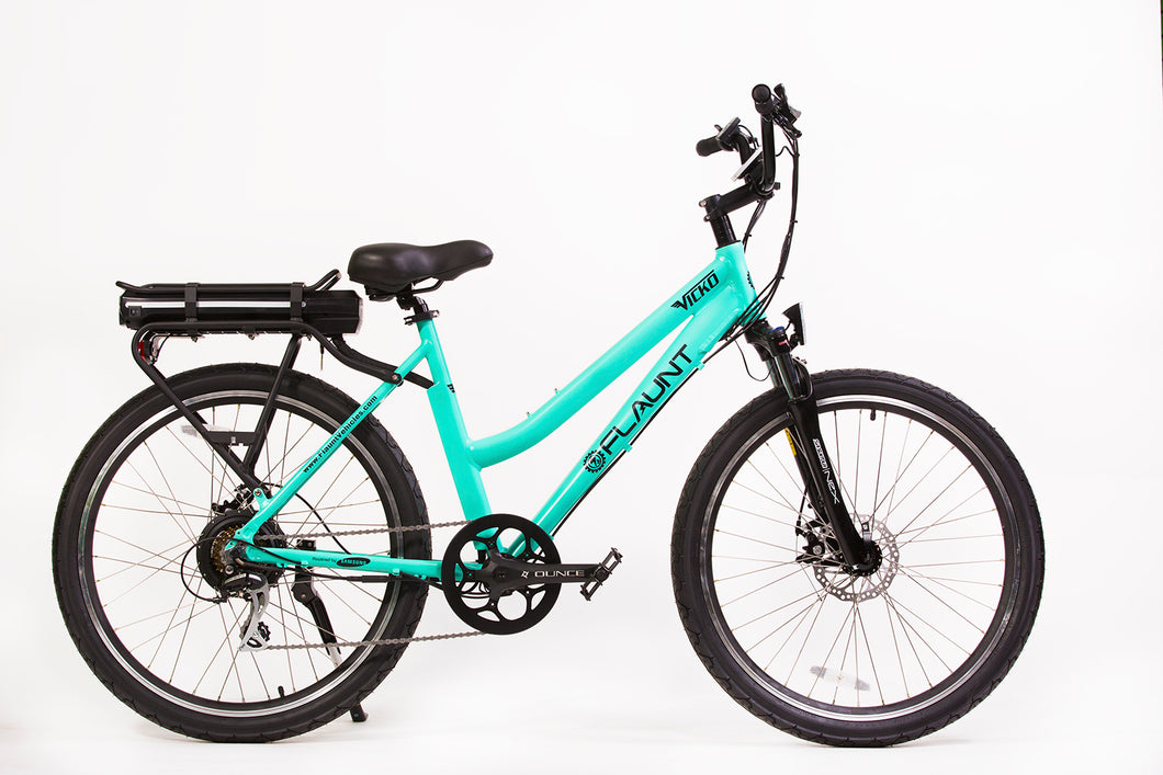 VICKO - FLAUNT Electric Bicycle - Available Now!