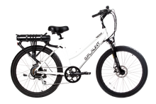 VICKO Hybrid Cruiser - FLAUNT Electric Bicycle - November Pre-order Savings!