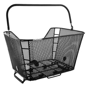Mesh Quick Release Rear Basket