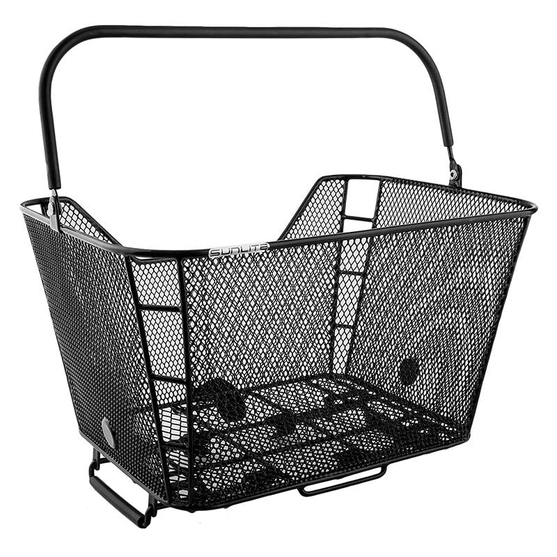 Mesh Quick Release Rear Basket 16 x 12 x 9""