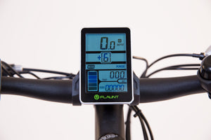 FLAUNT LCD Display - eBike Computer