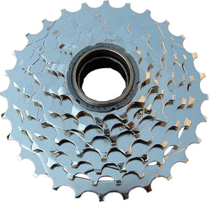 Dr. P Epock Freewheel Nickel Plated