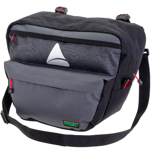 Axiom Seymour O-Weave Handlebar Bag - Large