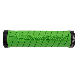 Green LOGO Lock-on Grips