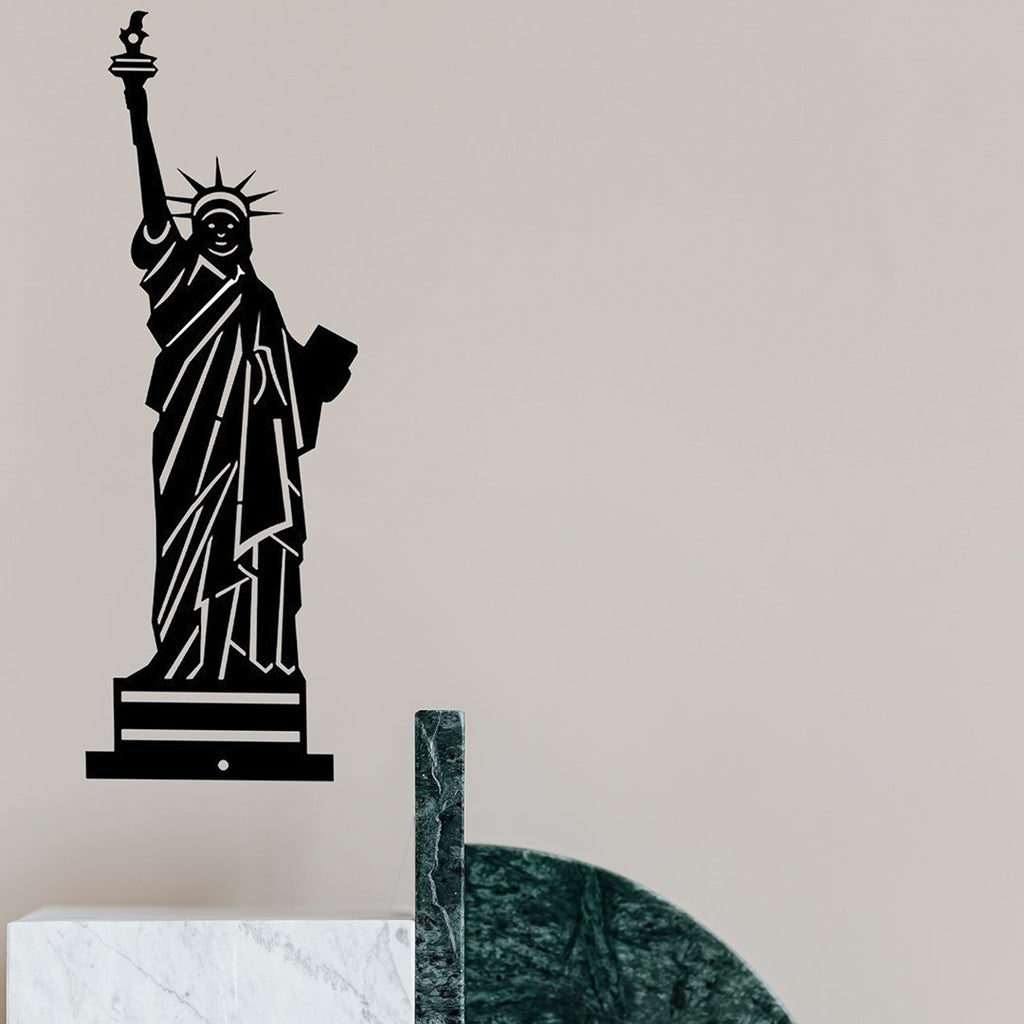Steel Roots Decor Wall Decor Lady Liberty