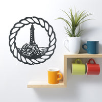Steel Roots Decor Wall Decor Lighthouse