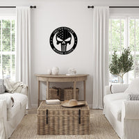 Steel Roots Decor Wall Decor Punisher Marine Seal