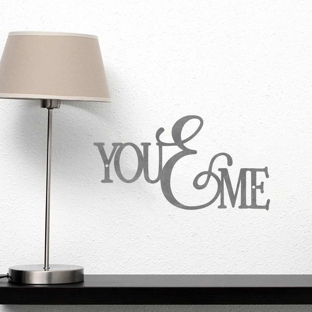 Steel Roots Decor You and Me