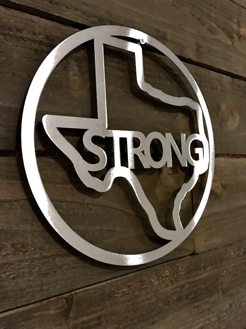 "SteelRootsShop ""Texas Strong"""