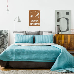 "SteelRootsShop Wall Decor ""Sweet Dreams"""