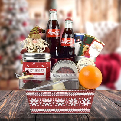 The Sweetest Season Christmas Gift Basket