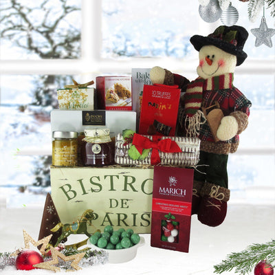 Bistro de Paris Christmas Gift Basket