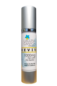 REVIVE 1000MG Hemp Oil and Menthol Lotion