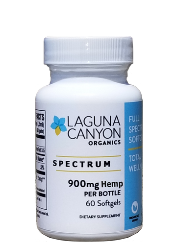 SPECTRUM - 15mg Soft Gels, qty 60