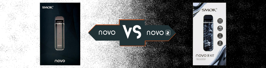 Smok Novo vs Novo 2 - which one is better?