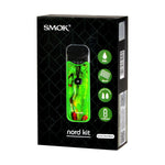 Smok Nord Starter Kit Green Red Resin