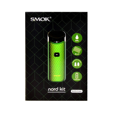 Smok Nord Starter Kit Bottle Green