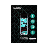 Smok Nord Starter Kit Blue Brown Resin