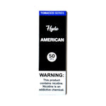 Hyde Disposable American Vape