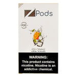 Ziip Iced Orange 4 Pods