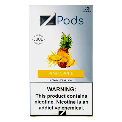 Ziip Pineapple 4 Pods