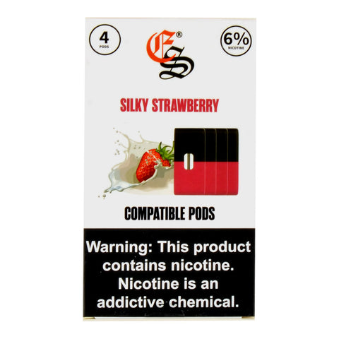 Eonsmoke Silky Strawberry 4 Pods