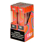 SixT O.M.G. Disposable Pod Device