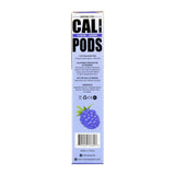 Cali Pods Stick Blueberry Disposable Device