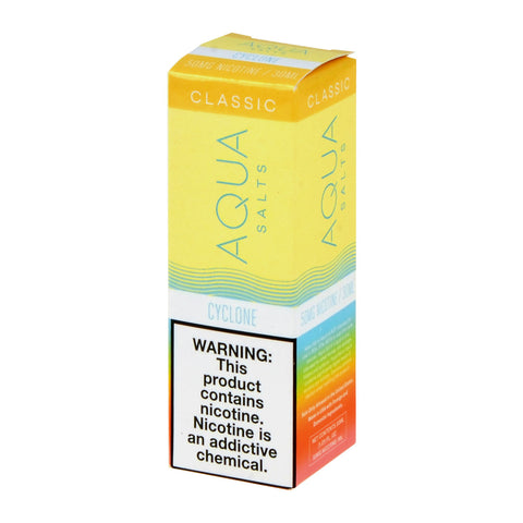 Aqua Salts Cyclone e-Liquid